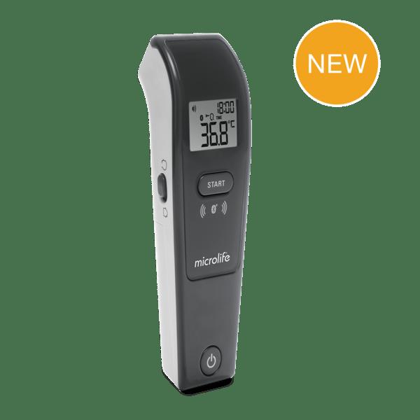 Бесконтактный термометр с Bluetooth®