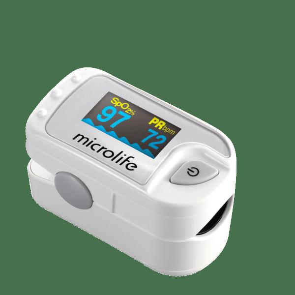 Пульсоксиметры Microlife на палец