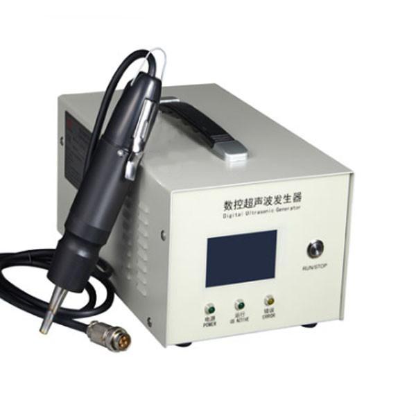Аппарат ручной ультразвуковой 300 Вт 28 кГц точечной сварки петли уха для маски