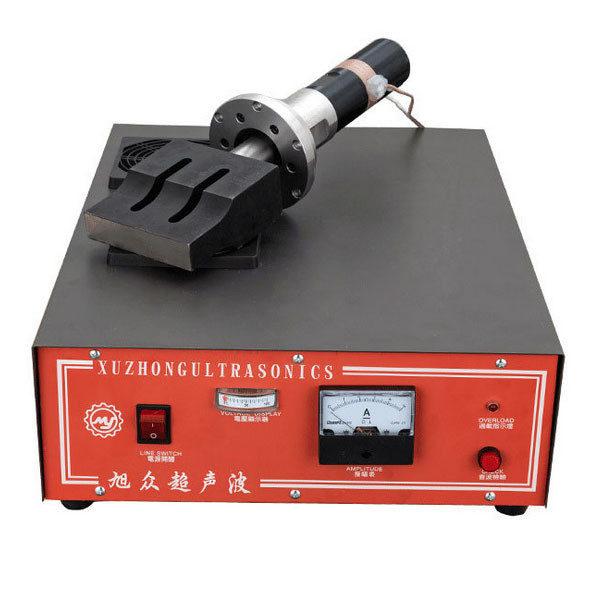 Аналоговый ультразвуковой генератор 2000 Вт, 20 кГц с преобразователем и концентратором