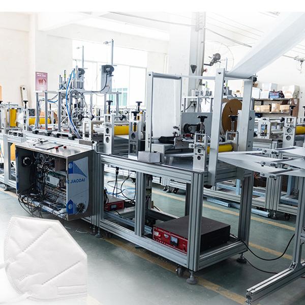 Производства заготовок KN 95