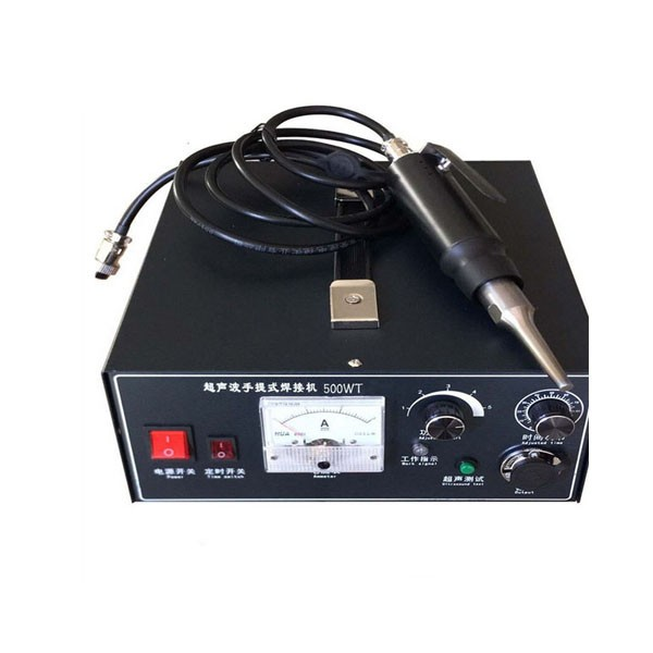 Аппарат ручной для приварки петли уха 300 Вт 28 кГц на медицинских масках, цена, купить