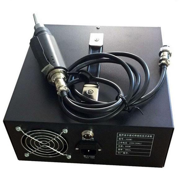 Аппарат ручной для приварки петли уха 300 Вт 28 кГц