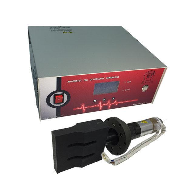 Автоматический ультразвуковой генератор Zeus с преобразователем и концентратором 2600 Вт, 20 кГц