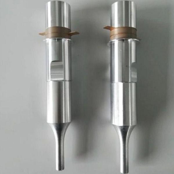 Ультразвуковой преобразователь 28 кГц, 185 мм на 25 мм с волноводом + концентратор