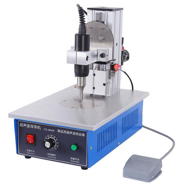 ультразвуковой аппарат для точечной сварки ушной петлей 35K Гц 800 Вт