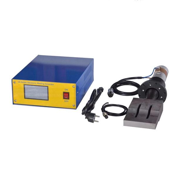 Ультразвуковой генератор 2000 Вт, 20 кГц с преобразователем и концентратором