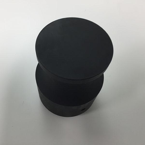 Круглый ультразвуковой сварочный концентратор 77мм, 15K и 20K (рог, насадка)