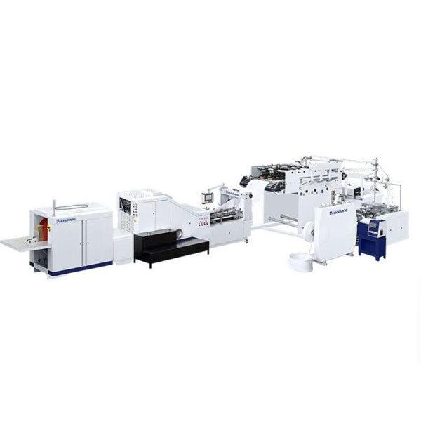 Оборудование для производства бумажных пакетов BP-120
