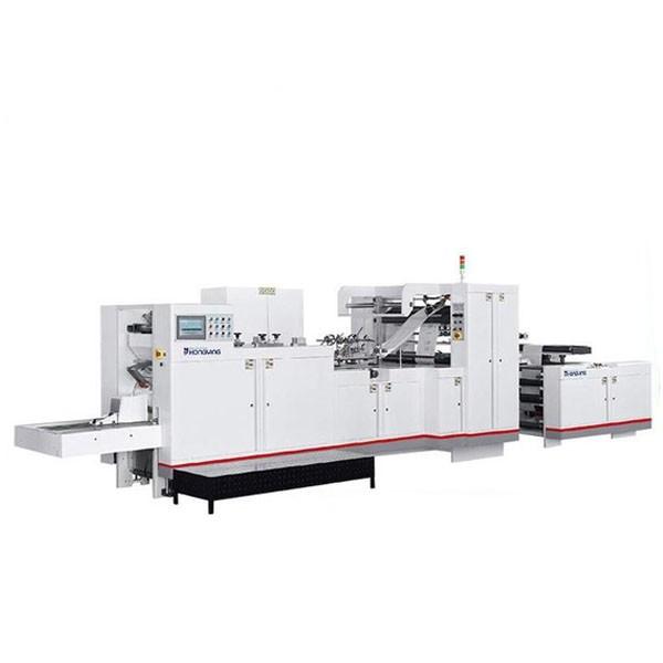 Станок для производства бумажных пакетов BP-450