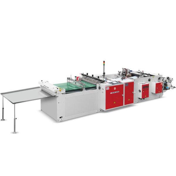Станок для производства полиэтиленовых пакетов PL-180
