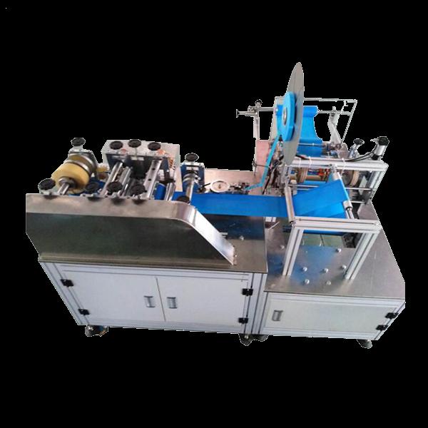 Станок для производства бахил из пвх PTV-150