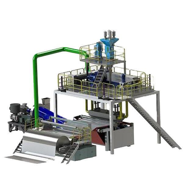 Станок для производства нетканых материалов NT-1200