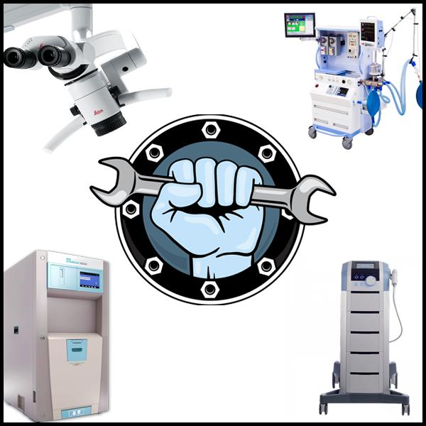 Ремонт и монтаж медицинского оборудования
