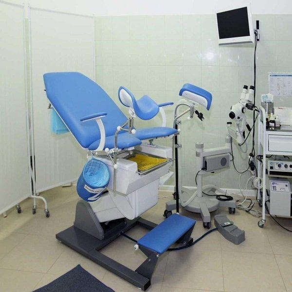 Ремонт оборудования для гинекологии и акушерства