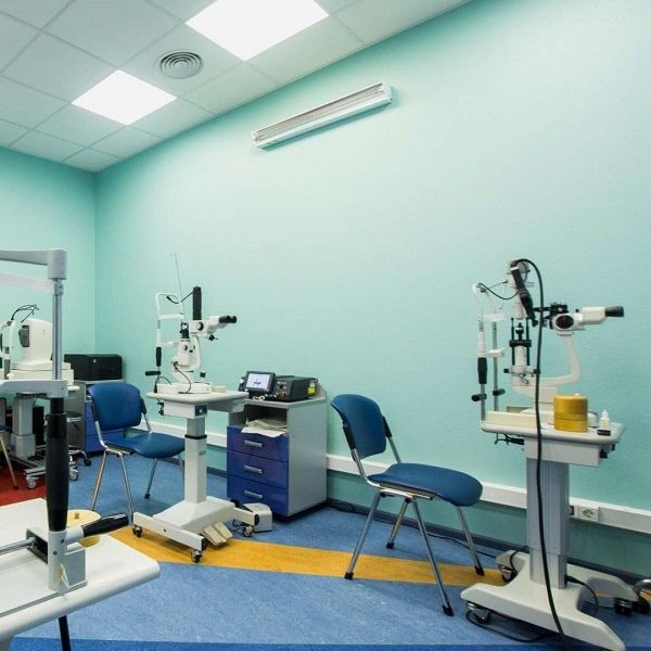 Ремонт офтальмологических аппаратов